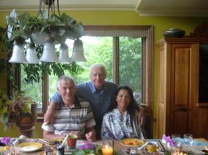 Linkie, Raoul et  Jacques