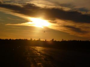 En route vers le soleil